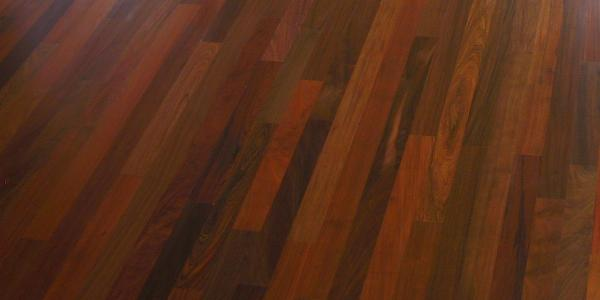 Brazilian Walnut (Ipe) Flooring