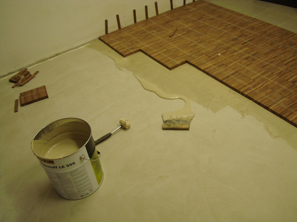 Brazilian Cherry Industrial Parquet